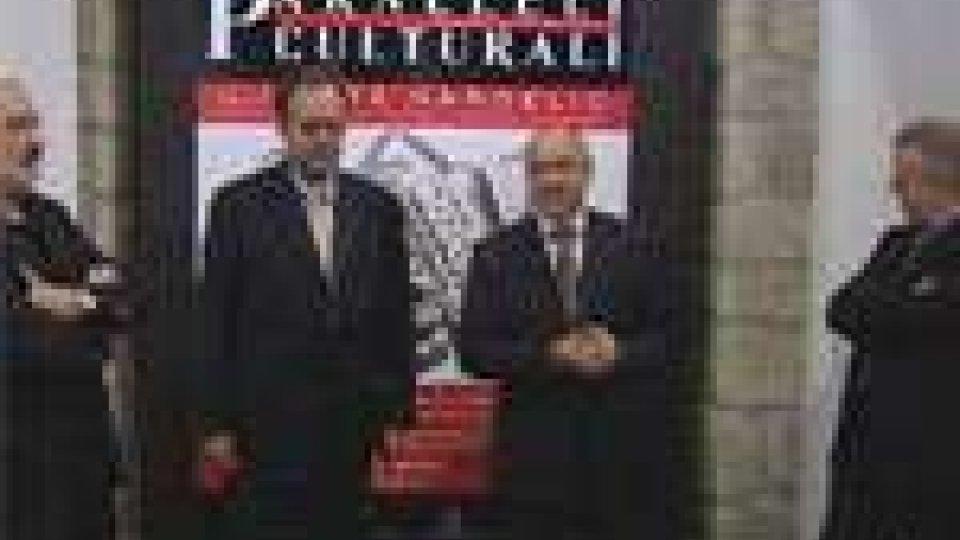 """San Marino - Inaugurata la mostra """"Paralleli culturali"""""""