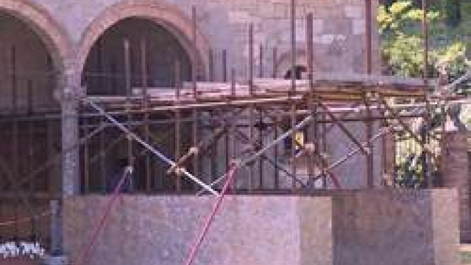 I lavori in corso alla Chiesa di ValdragoneChiesa di Valdragone chiusa da più di un anno. Tra qualche mese però potrebbero iniziare i lavori di ristrutturazione