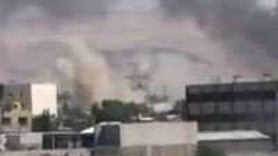 Siria: attacco esercito alla periferia di Damasco
