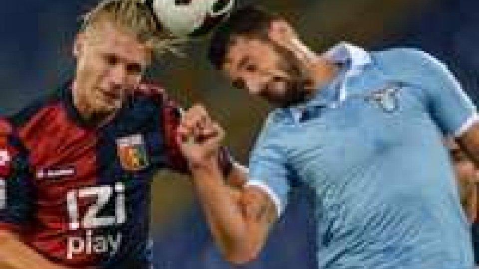 Calcio: perde la Lazio, Juve sola in testa alla classifica