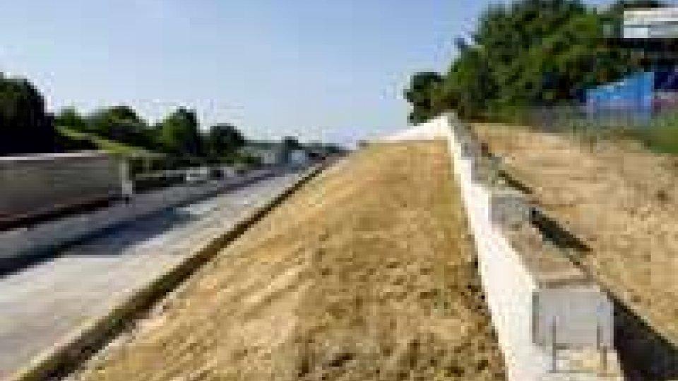 Terza corsia A14. Chiusa per lavori via Montalbano