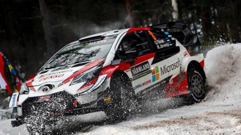 Ott Tanak - Rally Svezia
