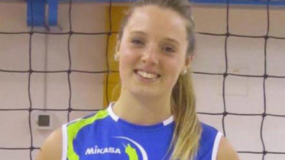 Anita MagalottiVolley: vince la Banca di San Marino, cade la Titan Services al tie-break