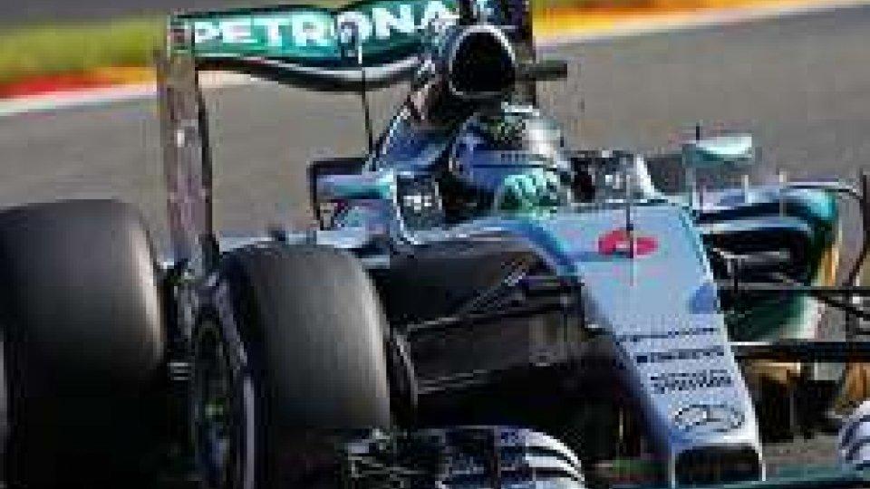 GP Belgio: dominano le Mercedes  quinto Raikkonen