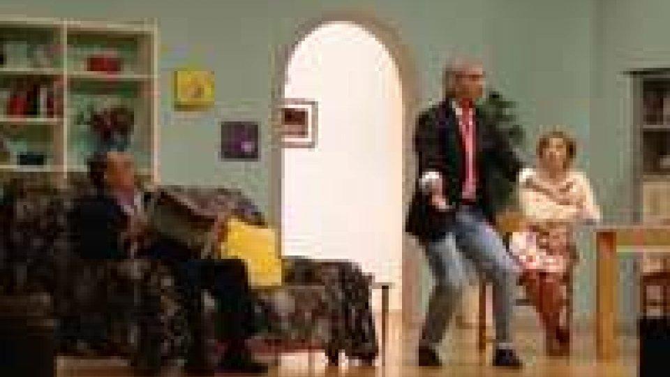 """Teatro Martelli: grande successo """"Us dig dal volti""""Teatro Martelli: grande successo """"Us dig dal volti"""""""
