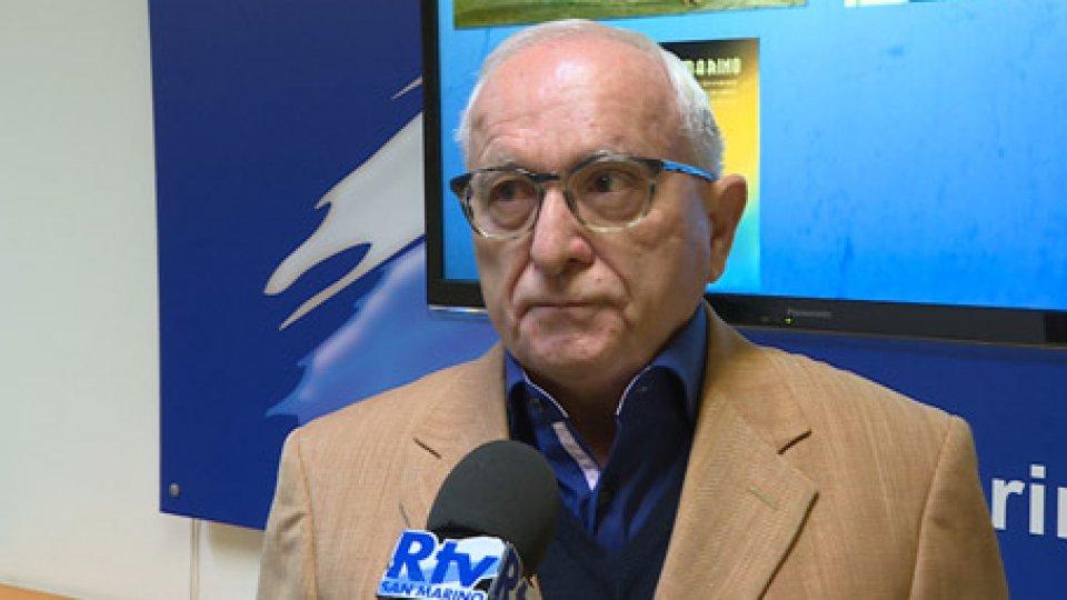 Giovanni BaldacciPoesia sammarinese per la Francia dei connazionali