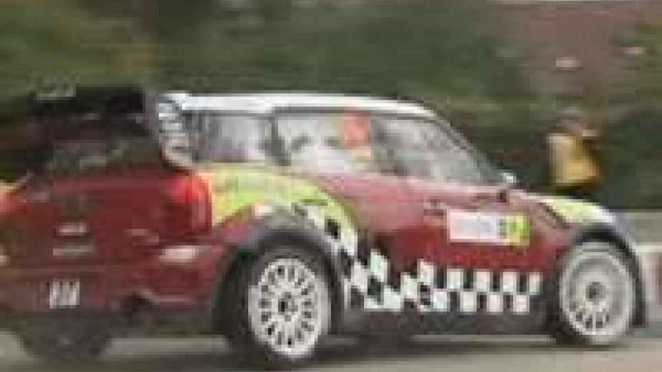 Rally di Francia, Loeb al comando dopo la prima tappa