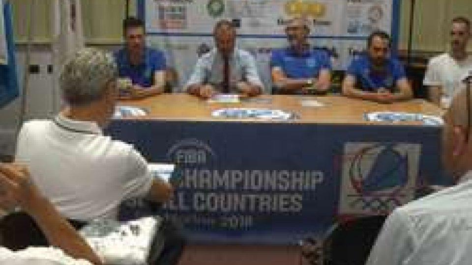 La presentazionePresentati i Campionati Europei dei Piccoli Stati di Basket