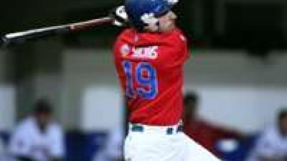 Baseball: stasera la prova decisiva