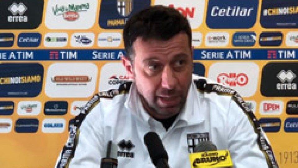 """Roberto D'AversaRoberto D'Aversa: """"Sarà un Inter ferita in cerca di riscatto"""""""