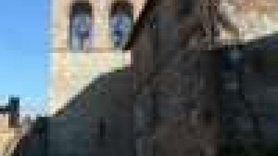 Bancarelle dei sapori a Serravalle