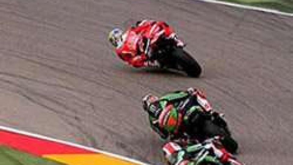 Davis si prende gara1 di Jerez