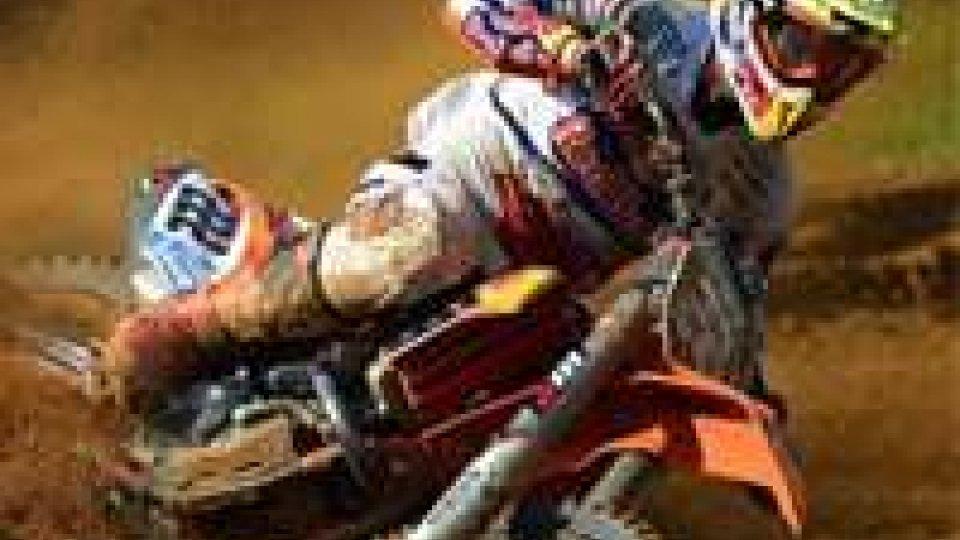 Motocross: Tony Cairoli Superstar in Lettonia