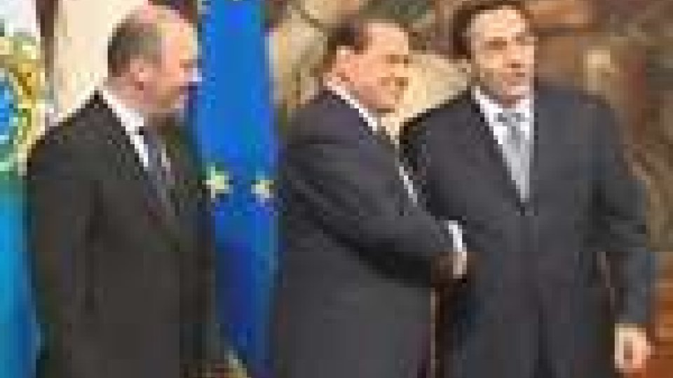 "Reggenti da Berlusconi: ""Dialogo proficuo"""