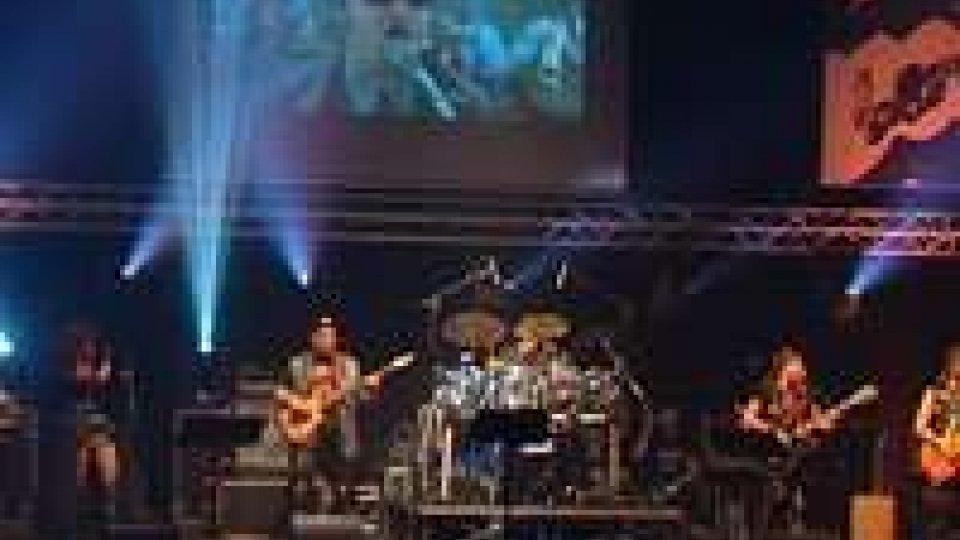 Al Novelli di Rimini rivive il Rock&Roll con gli X-Prep