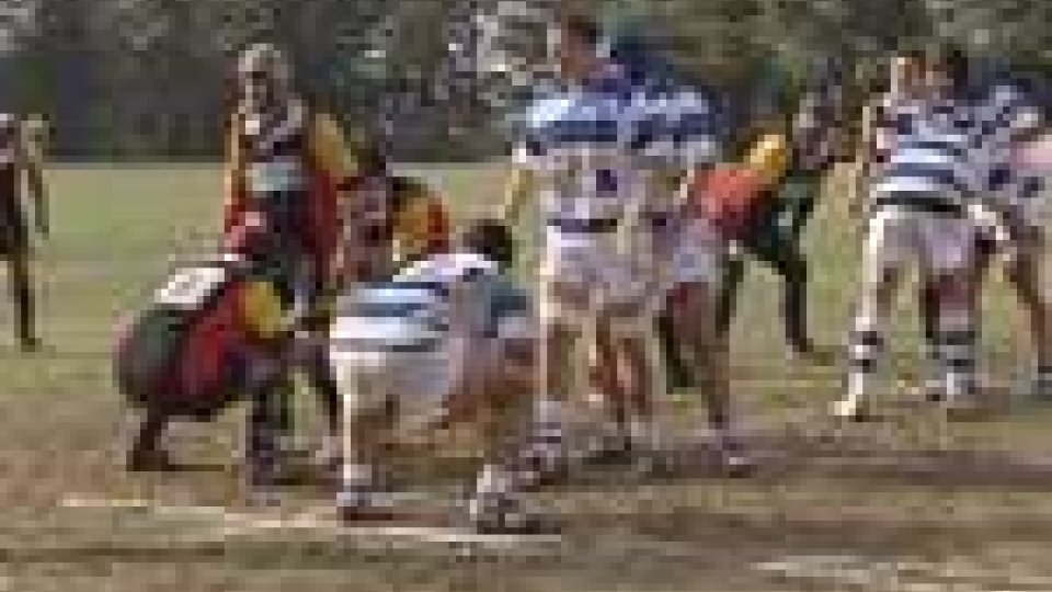 Esordio vincente per il Rugby Club San Marino