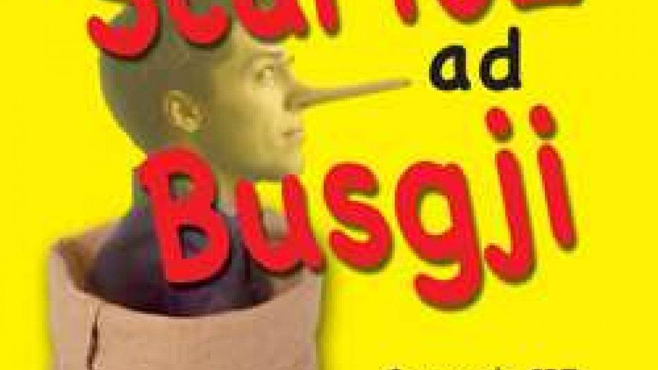 "Locandina ""Un scartoz ad busgji"""