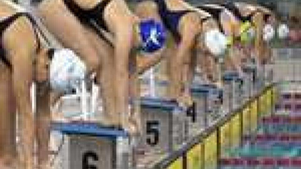 San Marino - La piscina del Multieventi ospita il Meeting del Titano nona edizione