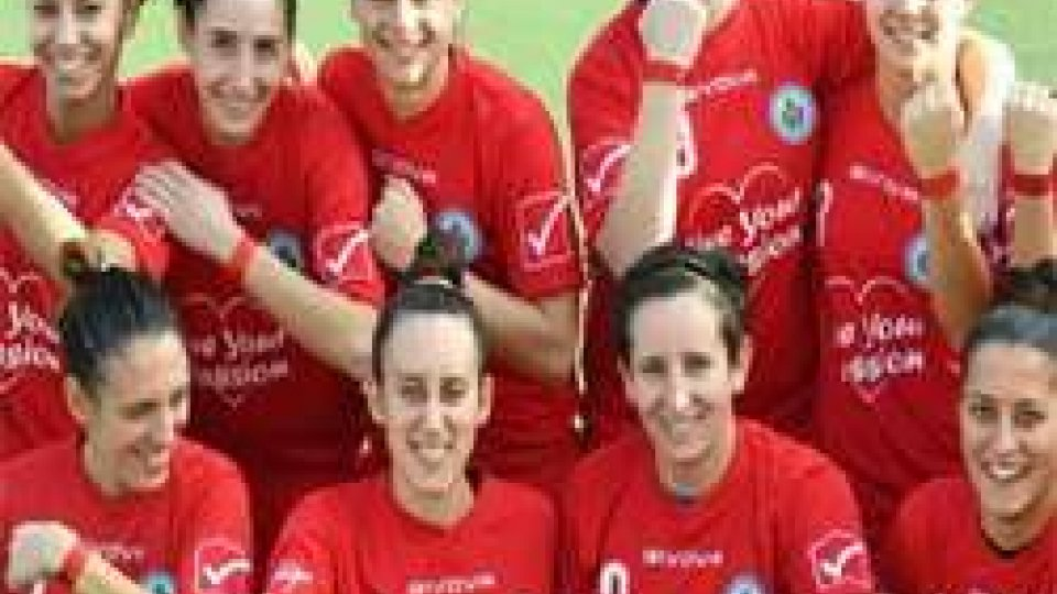 Campionato Femminile Serie B: Federazione Sammarinese - Virtus PadovaCampionato Femminile Serie B: Federazione Sammarinese - Virtus Padova