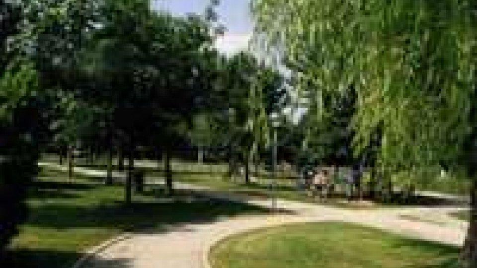 """Si rinnova il """"Percorso della memoria"""" al Parco Ausa"""