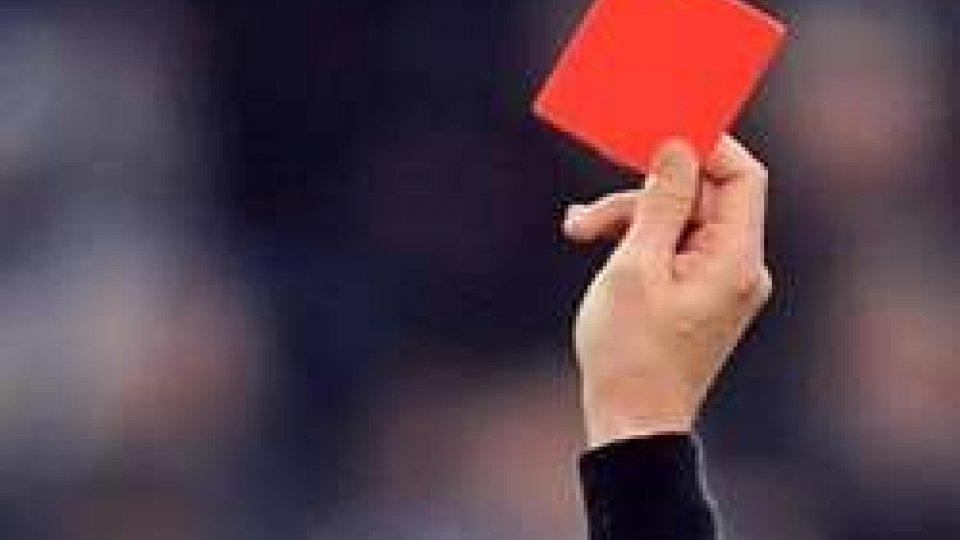 Il cartellino rosso