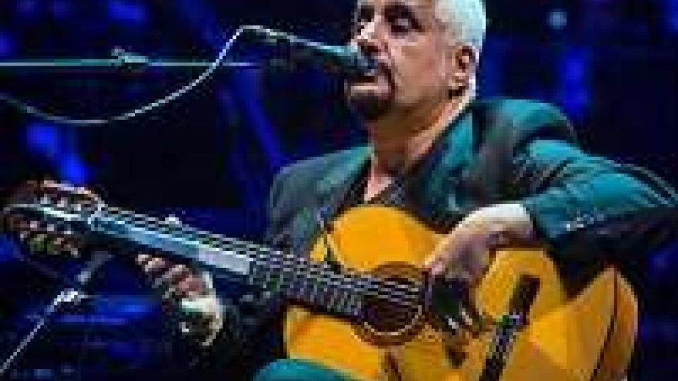 """Claudio Baglioni, Jovanotti, Eros Ramazzotti tra gli artisti presenti a """"Pino è"""""""