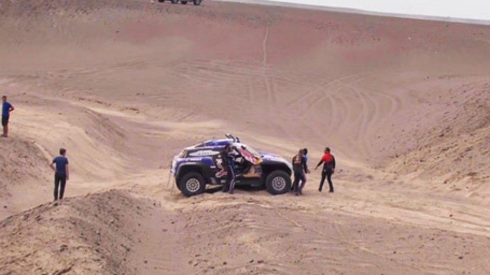 Dakar: Quintanilla allunga nelle moto, Al-Attiyah al comando nelle auto