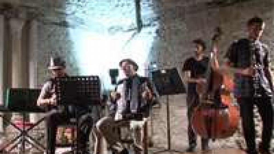 """Il Siman Tov Quintet per la rassegna """"Musica nel chiostro"""""""