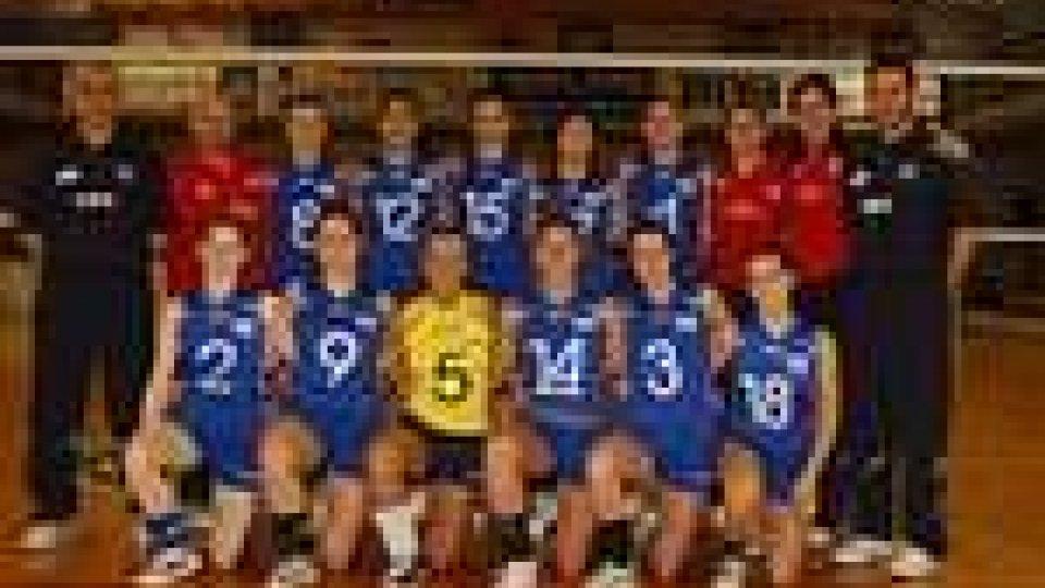 Juniores Piccoli Stati: il bronzo alle sammarinesi