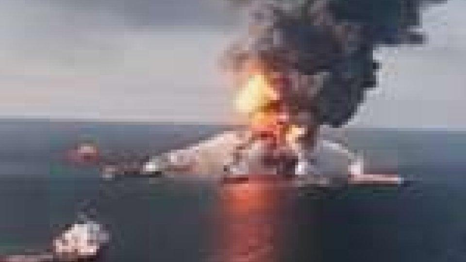 La macchia nera minaccia le coste della LouisianaLa macchia nera minaccia le coste della Louisiana