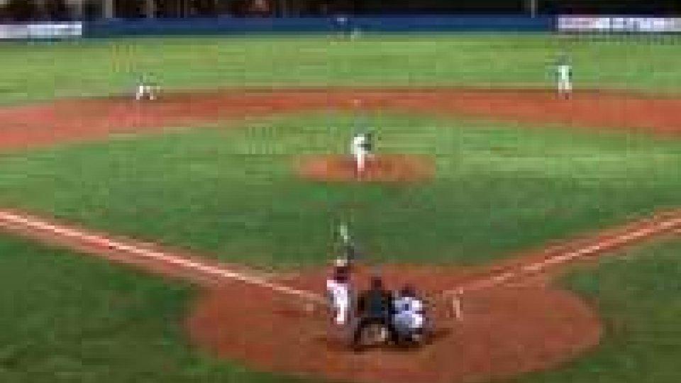 Baseball: nel week-end la sfida con il Nettuno