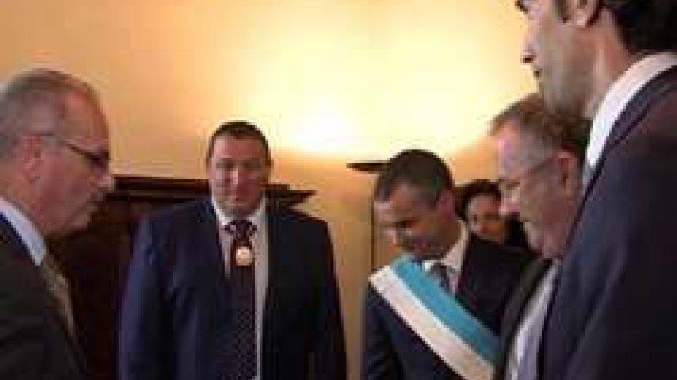 Da Zurrieq a Borgo, la delegazione in udienza dai Capitani Reggenti