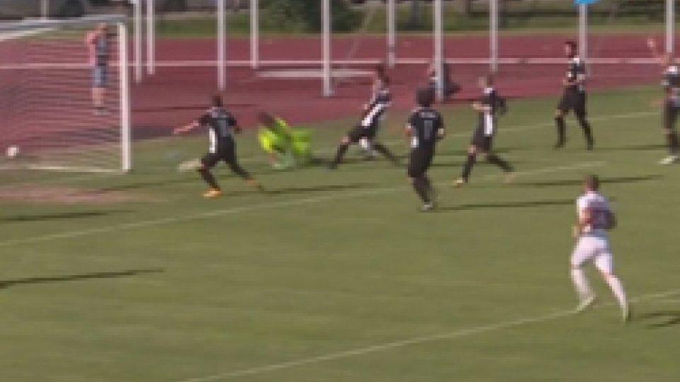 Spartaks - La Fiorita 6-0Europa League: Spartaks - La Fiorita 6-0