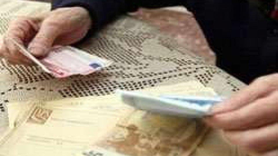 Pensioni, il 42,5% è sotto i mille euro