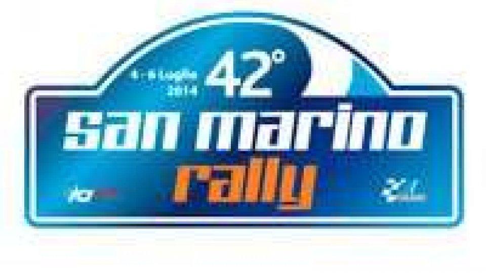 Rally di San Marino: si apre il Rally Village