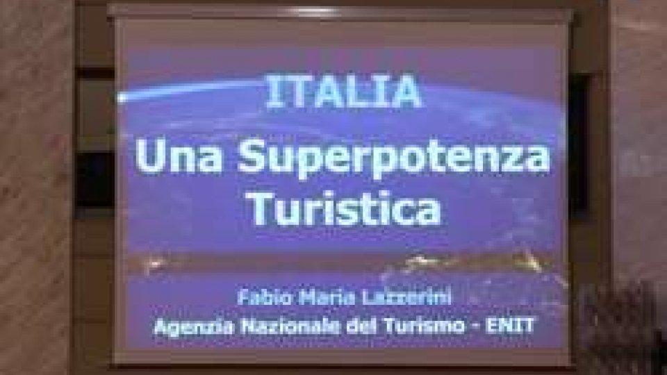 """il piano strategico del turismo presentato a RomaLazzerini (Enit): """"San Marino in noi può trovare una spalla per promuoversi meglio"""""""