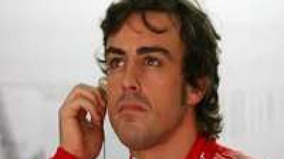 F1: Bahrain; Alonso, puntiamo in alto per recuperare gap