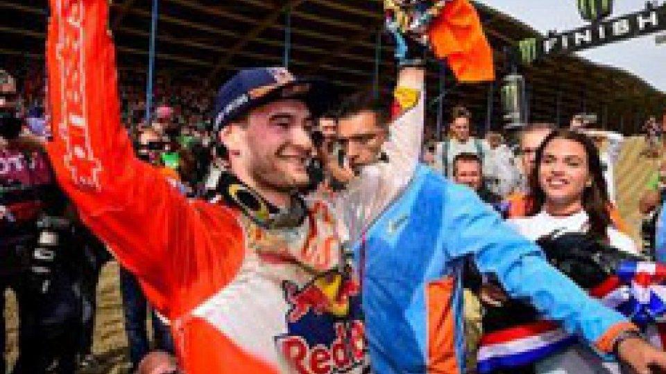 Jeffrey HerlingsMotocross: Jeffrey Herlings campione del mondo