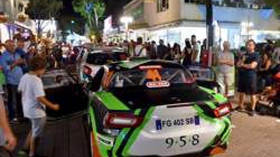 46° San Marino Rally: che supersfida!