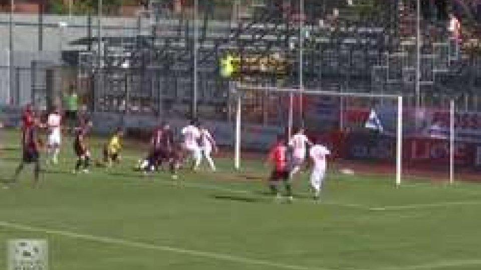Gubbio-Mantova 3-2Gubbio-Mantova 3-2