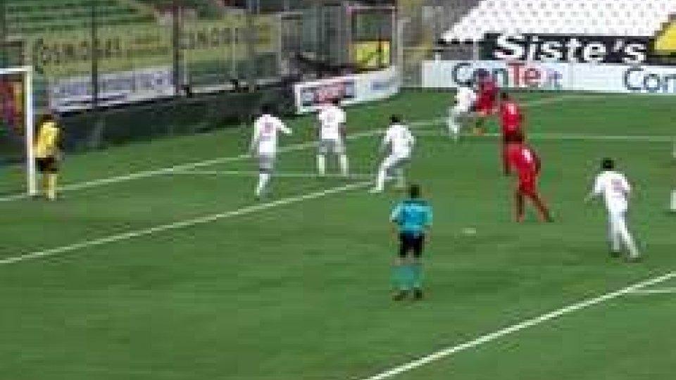 Romagna Centro - Sammaurese 0-0Romagna Centro - Sammaurese 0-0