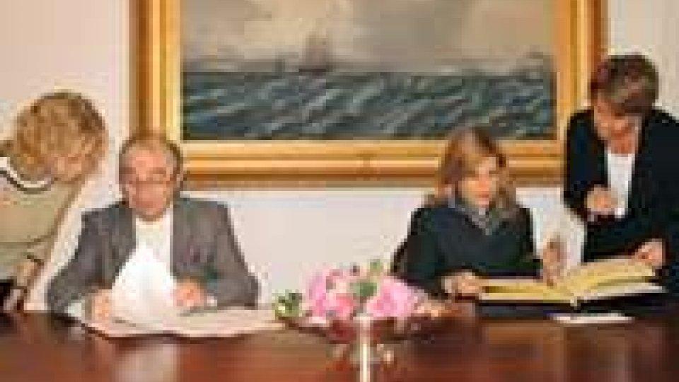 Cultura. Accordo cooperazione San Marino-Ucraina