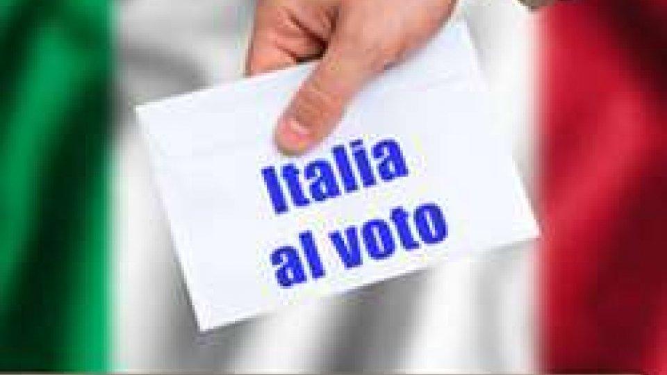 Italia al voto