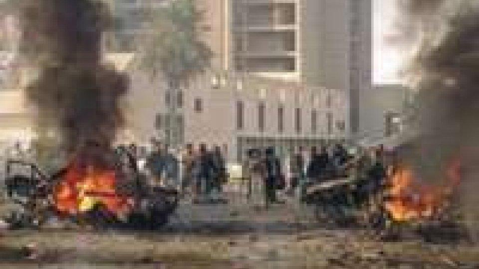 Iraq: 22 morti e 140 feriti in una serie di attacchi