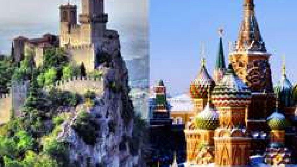Il Titano e il Cremlino