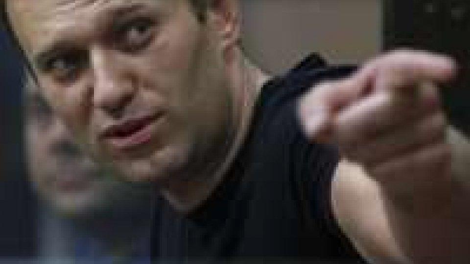 Russia: il blogger Navalny è rientrato a Mosca