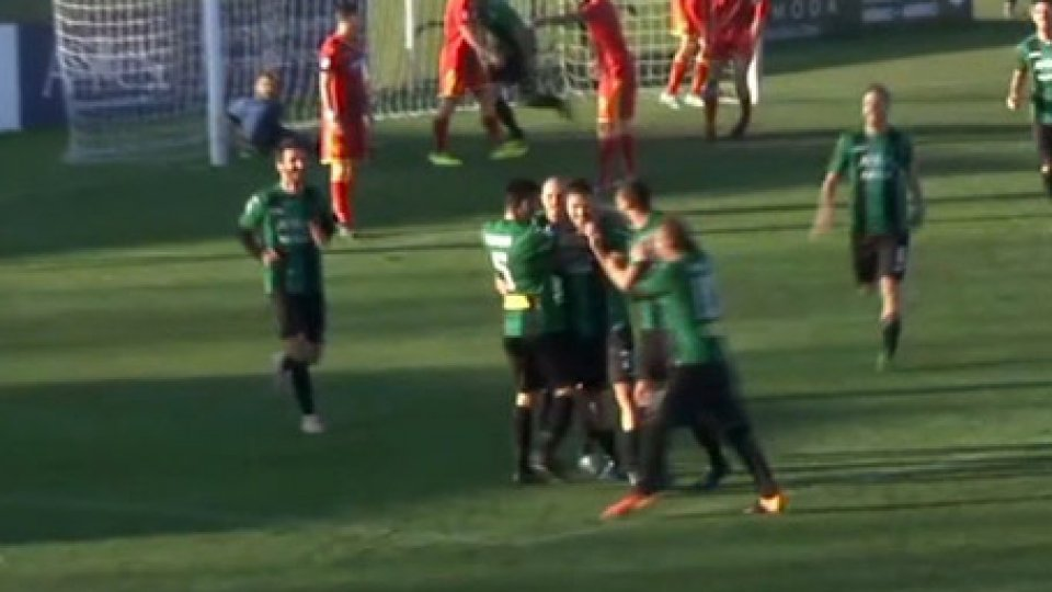 Serie C: il Pordenone batte il Ravenna 2-1Serie C: il Pordenone batte il Ravenna 2-1