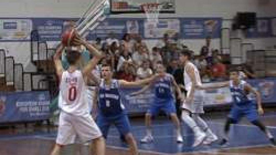 Eurobasket under 16Eurobasket under 16: Troppa Austria per i Titani