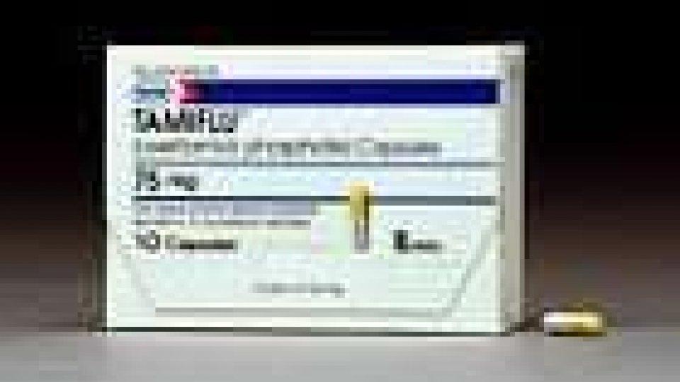Tamiflu: arrivano 10mila nuove confezioni