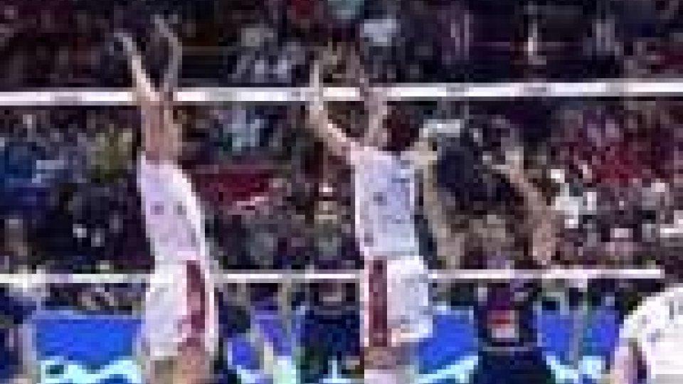 A Macerata lo scudetto del Volley
